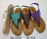 Bello sandalo del PVC per le donne