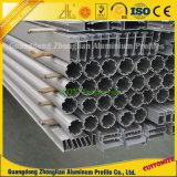 Fabricante de alumínio que fornece a tubulação redonda de alumínio anodizada da tubulação de alumínio