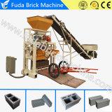 Bloque semi automático de la depresión del cemento Qt40c-1 que hace precio de la máquina