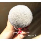 Cepillo sintetizado del maquillaje de la sola fundación floja del polvo de la alta calidad