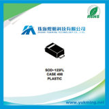 Surface Mount Schottky diodo rectificador de alimentación de componentes electrónicos