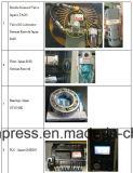 Ompi 이탈리아 건조한 클러치, 대만 델타 주파수 변환장치 CNC 압박, 일본 NTN/NSK 방위를 가진 우표 압박 45ton를 정지하십시오