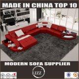 Divan neuf Soffa de meubles de salle de séjour de forme de 2017 U