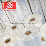 Плотности прозрачный LLDPE Linelow девственницы крен 100% PVC Jumbo крена материальной