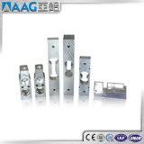 Pièces de usinage de commande numérique par ordinateur d'aluminium