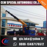 grue de 290HP 8X4/camion de la Chine/camion montés par camion avec la grue