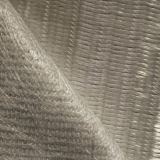Tissu multiaxial de couvre-tapis combiné de Stiteched de fibre de verre