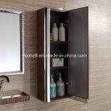 Тщета ванной комнаты мебели нержавеющей стали с хранением моющего машинаы (T-079)