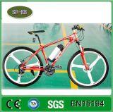 26インチ36Vのびん電池の電気バイク