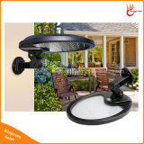 56LED 500lumens Ellipse Solar Street PIR Sensor de movimento para Garden Security Outdoor Street Wall