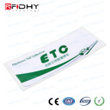 Etiket van het Voertuig RFID van het voertuig het Volgende