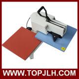 Máquina plana de la prensa del calor de la comunicación mediante banderas de la maquinaria del elemento de calefacción de la sublimación