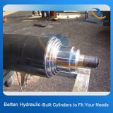 Цилиндр этапа тележки сброса 2 телескопичный гидровлический