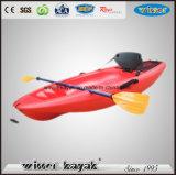 Enige Pasvorm op Top Kayak met Paddle voor Kids of Child