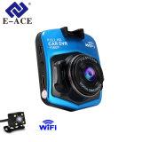 HD llenos se doblan visión nocturna de la lente con la cámara del coche de WiFi