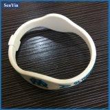 Персонализированный дешевый изготовленный на заказ животный браслет силикона печати отсутствие минимума
