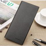 新式のデザイン普及した現代柔らかいPUの革財布(9905)