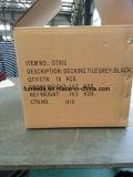 Плитка пола Decking WPC деревянная пластичная составная для напольного 300*300