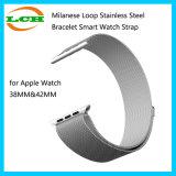 Cinturino di vigilanza astuto del ciclo del braccialetto milanese dell'acciaio inossidabile per la vigilanza 38mm&42mm del Apple