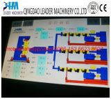 Ligne machine d'extrusion de feuille de PE de HDPE d'extrudeuse de feuille de PE