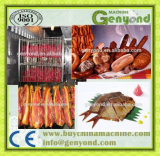 Forno de fumo da carne de peixes para a venda
