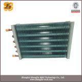 Radiador liso industrial de la calefacción del tubo