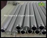 Filters van het Netwerk van de Draad van het roestvrij staal de Wevende voor Warrer/Olie/Gas