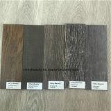 Vinilo de madera de la vendimia que suela la certificación impermeable ambiental de la UE