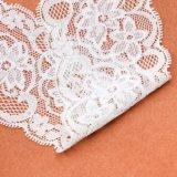 女性ウェディングドレスのための中国の卸売のかぎ針編みのレースのトリム