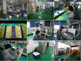 Sm simplex ST / PC-FC / PC adaptador de fibra óptica