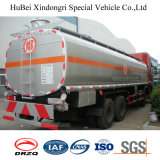 27 cbm Dongfeng Kinland Euro 3 Hexane Chemical Petroleum Fuel Tanker Truck