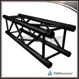 Ферменная конструкция Spigot ферменной конструкции выставки алюминиевая черная для торговой выставки