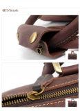 高品質の革靴の革旅行革スポーツの完全なグレーンレザー袋(RS-MK8016)