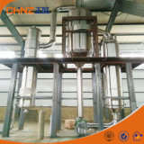 Evaporatore con pellicola discendente di vuoto della MVR per acque di rifiuto, acque luride, trattamento di prodotti chimici