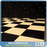 Танцевальная площадка взаимодействующей танцевальной площадки танцевальной площадки легкая фиксируя для случаев