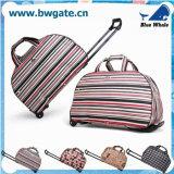 Bw1-061トロリー走行のDuffle袋の小さい圧延の荷物旅行袋