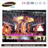 Heiße Verkauf P3.91 SMD farbenreiche Video-Wand der LED-Bildschirmanzeige-LED
