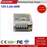 SERIEN-Schaltungs-Stromversorgung Gleichstrom-12V 3A 36W Ein-Output