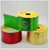 Roulis coloré chaud de bande d'emballage de cadeau de vente en gros de vente