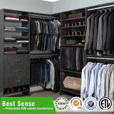Einfacher Entwurfs-hölzerne Garderobe hergestellt in China