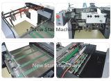 Sguv-660A 서류상 물 기본적인 박판으로 만드는 기계 UV 코팅 기계를 위한 자동적인 코팅 기계
