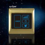 Место 3 шатий & переключатель 2 шатий светлый с мастерским переключателем касания управления (SK-T3000L2S3-M)