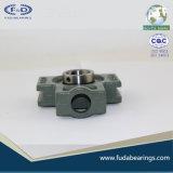 Het Blok die van het Hoofdkussen van het Gietijzer van het Grijs van het Staal van het chroom Die UCT201 dragen in China wordt gemaakt