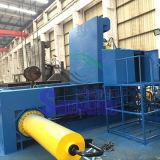 Máquina da prensa de empacotamento do fio de aço para a venda