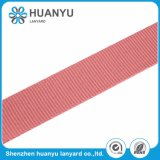 High Quality Forma de nylon fita impressa tecida do cetim