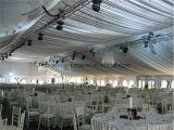 Tenda di alluminio del partito di evento della tenda foranea di cerimonia di unione della gente della fiamma 500