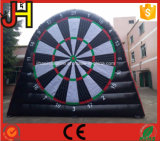 Personalizar Foot Dart, Foot Dart Sport Games, Inflatable Dart Board Game