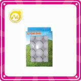 Bille de golf colorée de 3.6 cm