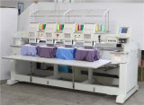 """Multi-Head 9/12 Needles Computerized Embroidery Machine com 10 """"Touch Screen colorido / 850 High Speed"""
