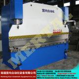 Machine à cintrer de machines-outilles à commande numérique en métal hydraulique promotionnel de plaque, machine se pliante
